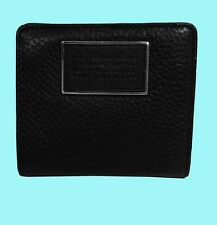 MARC By Marc Jacobs Emi Ligero Black Leather New Wallet Msrp $118.00