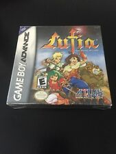 Lufia: The Ruins Of Lore For GBA Gameboy Advance Brand New Game