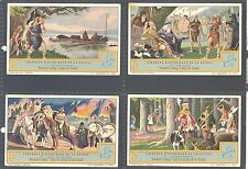 Liebig - Legends from Swiss History S1246 - Set