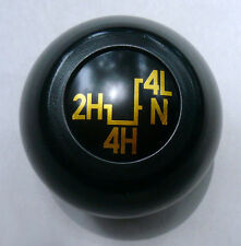 Shift Knob for Transfer Case | Suzuki Samurai 1986-1988 | Black | New Genuine OE
