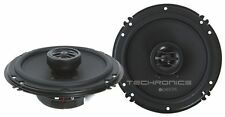 "ORION CO60 +2YR WNTY 6"" 500W COBALT COAXIAL CAR AUDIO STEREO SPEAKERS SYSTEM SET"