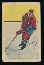 1952-53 Parkhurst Hockey #14 DOUG HARVEY (Montreal Canadiens) *HOF*