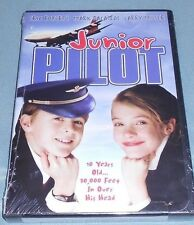 Junior Pilot by Mark Dacascos, Larry Miller, Eric Roberts, Jordan Garrett, DVD