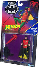 BATMAN RETURNS Movie Actionfigur ROBIN mit Launching Grappling Hook!