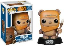 Wicket Funko Pop! Star Wars Toy