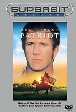 The Patriot  Superbit Deluxe Collection  2002 by Dean Devlin; Mark Go 0767883055