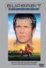 The Patriot  Superbit Deluxe Collection  2002 by Dean Devlin; Mark Go 0767883055