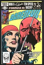 Daredevil #179 F-VF 7.0 The Kingpin Elektra Frank Miller Art!