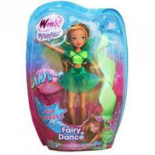 Winx Club Fairy Dance Flora Doll Giochi Preziosi Witty