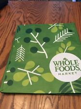 Whole Foods Reusable Bags Shopping Bag. Large Plant Bag