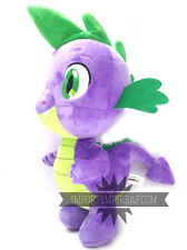 MY LITTLE PONY SPIKE IL DRAGO PELUCHE 35 CM PUPAZZO dragon twilight figure plush