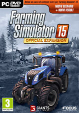 Farming Simulator 15 Official Expansion PC IT IMPORT FOCUS