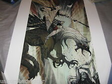 Dragon Age 2 Inquisition TAROT JUDGEMENT Lithograph Limited Edition Print #78