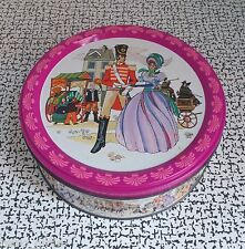 50s 60s Vintage Retro Kitsch Rowntree Mackintosh Sweet Toffee Tin Lady Soldier