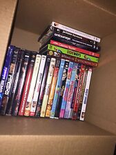 Personal DVD Collection. All DVD's in their original box and some even sealed