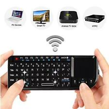 Top 2.4G Mini Wireless Keyboard Mouse Touchpad For PC Android Smart TV BOX