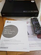 LG BP350 NERO SMART LETTORE BLU-RAY CON WIFI INTEGRATO 1x HDMI & 1x PORTE USB