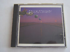 CD DE DEEP PURPLE , NOBODY ' S PERFECT , 10 TITRES . BON ETAT .