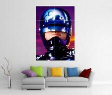 ROBOCOP CYBORG GIANT WALL ART PICTURE PRINT POSTER H9