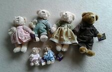 Collectable PMS Soft Sensation Bears BNWT, Very Sweet!!