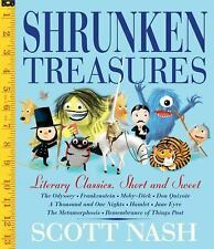Shrunken Treasures: Literary Classics, Short, Sweet, and Silly