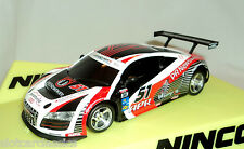 NINCO 50623 AUDI R8 GT3 LIGHTNING NC-12 CRUSHER BRAND NEW 1/32 SLOT CAR