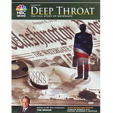 NBC News Presents : Deep Throat DVD Tom Brokaw - NEW
