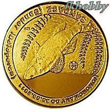 Polonia 2011 coins 10 Zlotych Sandacz Zander Fish Fisch Poissons Pesce Ryby od