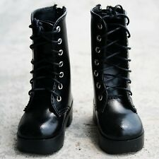 [wamami] 1/3 Black For SD LUTS BJD DOD AOD Dollfie Leather Boots/Shoes