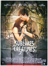 SUBLIMES CREATURES Beautiful Creatures Affiche Cinéma / Movie Poster 16 LUNES