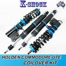 HOLDEN VT-VY UTE K-SHOCK 24 LEVEL ,FULL ADJUSTABLE COILOVER FRONT AND REAR