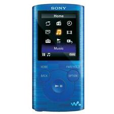 Sony Walkman NWZ-E384 Blue (8GB) Digital Media Player