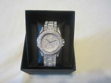 AVON ~ SWAROVSKI ELEMENTS WATCH MADE WITH SWAROVSKI ELEMENTS - NEW IN BOX