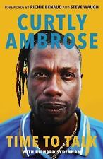 NEW - Sir Curtly Ambrose: Time To Talk