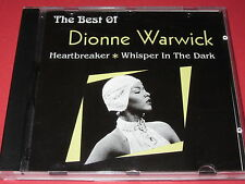 Dionne Warwick / The Best Of (SNCD-757) No Barcode - CD
