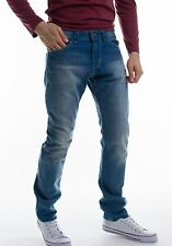 "RRP €69.99 Genuine TOM Tailor Men's TROY 6203027 Faded Slim Jeans Size W32"" L32"""