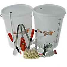 Premium Wine Making Equipment Home Brew Starter Pack 30 Bottle Kit