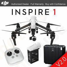 DJI INSPIRE 1 V2.0 V2 Quadcopter Drone 4K HD Camera IN STOCK