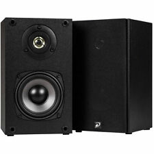"Dayton Audio - B452 - 4-1/2"" 2-Way Bookshelf Speaker - Pair"