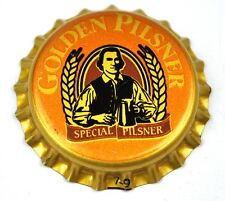 Samuel Adams Golden Pilsner Beer Bier Kronkorken USA Bottle Cap Plastikdichtung
