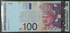 MALAYSIA RM100 NOTE SIDE SIGN BY ALI ABU HASSAN - AF 3742450