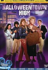 Halloweentown High (Disney) Region 1 New DVD