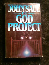 THE GOD PROJECT by John Saul 1982