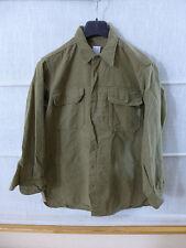 #FH7 US ARMY WW2 Mustard Shirt M1937 Feldhemd Hemd senfbraun siehe Masse