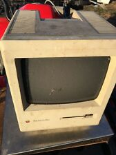 Apple Mackintosh Plus Computer Monitor Vintage