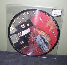 """The Get Up Kids """"On A Wire"""" Pic Disc LP OOP Jimmy Eat World Promise Ring Braid"""