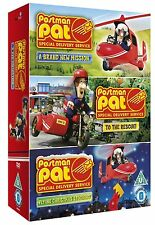 Postman Pat: Special Delivery Service DVD Box Set R2