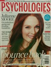 Psychologies UK Julianne Moore The Whine Detox March 2015 FREE SHIPPING