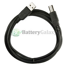 50x 6FT 6' USB 2.0 High Speed A-B for HP Canon Dell Epson Lexmark Printer Cable