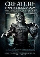 Creature From The Black Lagoon: Complete Legacy (2014, REGION 1 DVD New)
